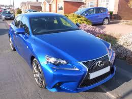lexus sport blue my is200t f sport in azure blue lexus is 300h is 250 is 200t