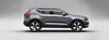 volvo reveals prices and specifications of new xc40 manufacturer