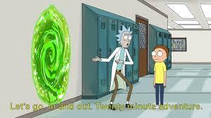 Meme Rick - embrace this fantastic rick and morty 20 minutes adventure meme
