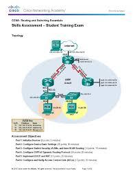 rse skillsassessment student exam ccna 2 ip address cisco