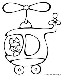 free printable helicopter kindergarten activities coloring pages