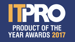 the it pro product of the year awards it pro