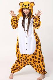 Halloween Cheetah Costumes 61 Halloween Kigurumi Costumes Images Onesies