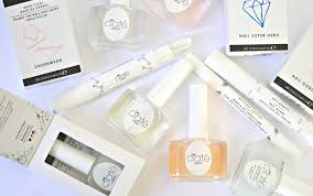 new ciate nail treatment collection a workout for your nails