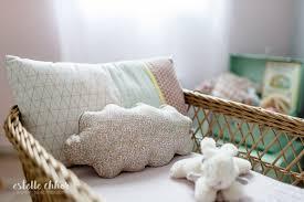 coussin chambre bébé la chambre bébé d bébé et décoration