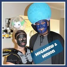 minion costume halloween spirit megamind u0026 minion costume halloween fun pinterest costumes