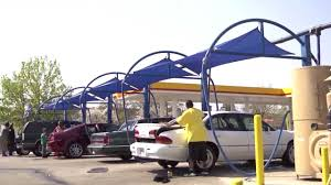 Canopy Car Wash by Car Wash Case Study Sparkle Car Wash Case Study In Bay