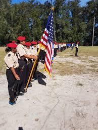 Saipan Flag Hms Drill Team Sy1617 Admiral Herbert G Hopwood Middle