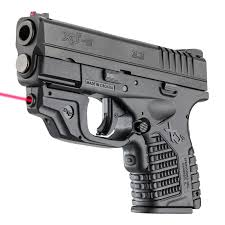 springfield xds laser light combo new from springfield armory xd s pistol with crimson trace