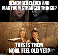 Grow Up Meme - they grow up so fast strangerthings