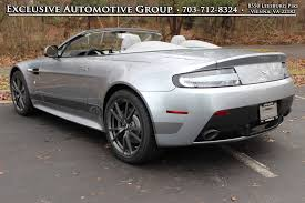 2015 aston martin v8 vantage gt roadster stock 5d19231 for sale