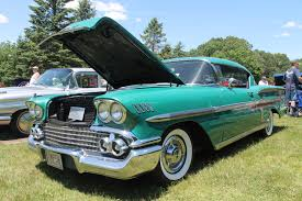 first chevy 1958 chevrolet impala a one year wonder