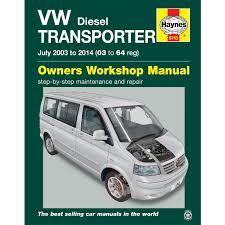 new haynes manual vw t5 transporter diesel 2003 2014 car