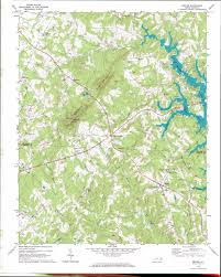 Map Nc Denver Topographic Map Nc Usgs Topo Quad 35081e1