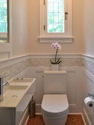 wainscoting bathroom ideas wainscoting tile bathroom designs ideas and decors