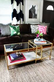Ikea Vittsjo Coffee Table by Nesting Tables Ikea Ikea Nesting Table Hack Ikea Hack Vittsjo