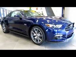 ford mustang limited edition 2015 ford mustang gt 50th anniversary limited edition sacramento