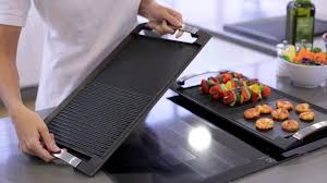 cuisine sur plancha une cuisine saine avec le gril infinite à la plancha d electrolux