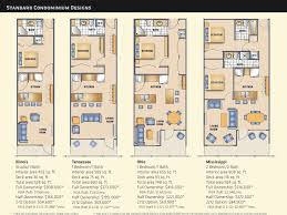 row home floor plans condo cruise ships second homes business insider