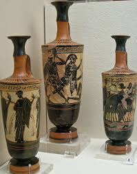 Different Types Of Greek Vases Time Periods Of Pottery From Ancient Greece