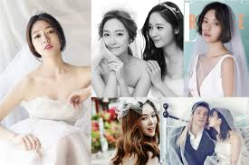 wedding dress drama korea 35 gorgeous photos of korean in wedding dresses