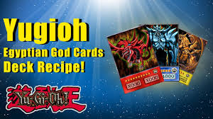 yugioh legacy of the duelist god cards deck recipe
