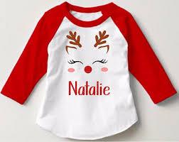 christmas shirts toddler christmas etsy
