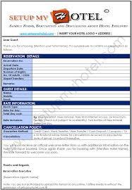 hotel invoice hotel bill formats hotel bills template hotel