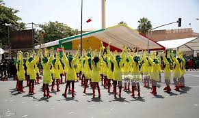 independence day celebrations in senegal pictures getty images