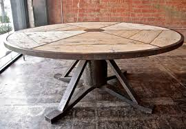 home design graceful industrial round table fancy dining room