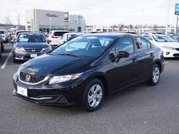 2014 used honda civic sedan 4dr cvt lx at nissan of turnersville