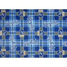 Home Decor Kansas City Mlb Fleece Kansas City Royals Discount Designer Fabric Fabric Com