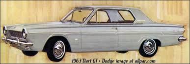 1963 dodge dart gt 1963 1966 dodge dart buyer s guide for restoration