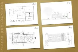 draw house plans draw house plans from your sketches by marko85
