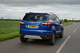 nissan juke vs ford ecosport ford ecosport estate review u0026 comparisons osv