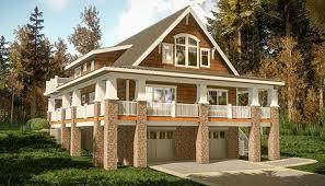 hillside cabin plans hillside lake house plans luxamcc org