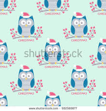 christmas owl stock images royalty free images u0026 vectors