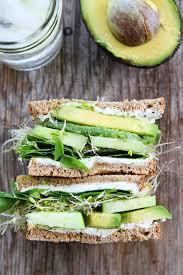 cucumber and avocado sandwich u2014 dave u0027s killer bread organic non
