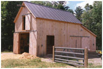 little barn plans for small farmers homesteaders and hobbyists