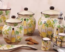 white grape ceramic 3 piece deluxe canister set https www lorenzoimport com assets images w2069 jpg