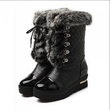 s boots with fur s white fur boots national sheriffs association