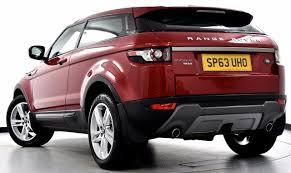mini range rover land rover range rover evoque 2 2 sd4 pure tech coupe 4x4 3dr auto