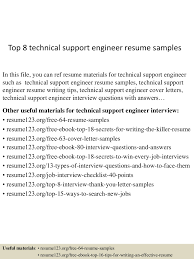 Resume Format Pdf Engineering Freshers by Desktop Support Engineer Resume Pdf Resume For Your Job Application