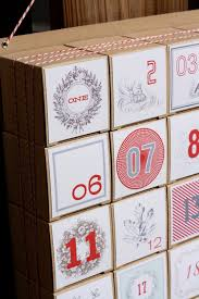 20 enchanting handmade christmas advent calendar ideas style