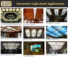 Decorative Ceiling Light Panels Decorative Fluorescent Light Panels Kitchen Http