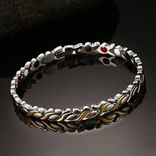 germanium magnetic health bracelet images Magnetic bracelet for women with germanium hand chain enticing jpg