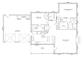 log home floor plan hickory ridge log home custom timber log homes