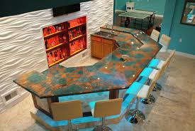 sheet copper com devoted to copper bar tops copper countertops