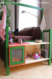 kinderküche bauen wollzeitmama kinderküche aus ikea regal selber bauen