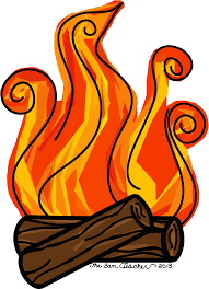 flame clipart log fire pencil and in color flame clipart log fire
